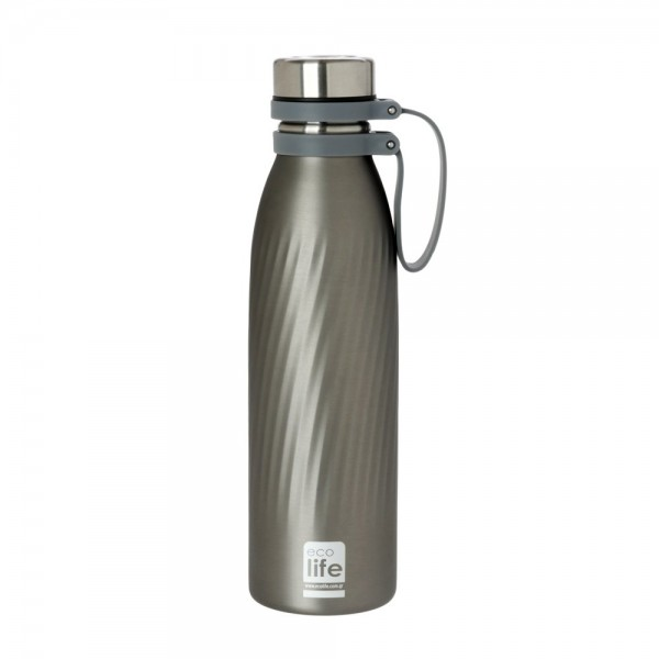Grey thermos cool 500ml