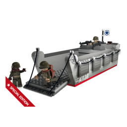 Sluban army landingcraft 70070